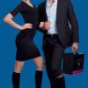 A Lipoelastic Dimaond 150 DEN-es kompressziós zoknija unisex: nők és férfiak is viselhetik bátran!