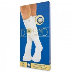 A Lipoelastic Diamond 150 Den-es Relax kompressziós zokni doboza