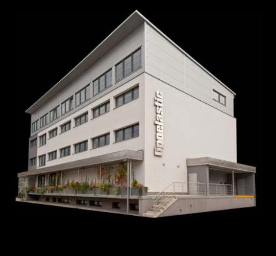 A Lipoelastic gyár Csehországban