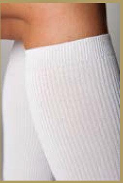 Lipoleastic Diamond 150 Den-es kompressziós zokni, megerősített perem