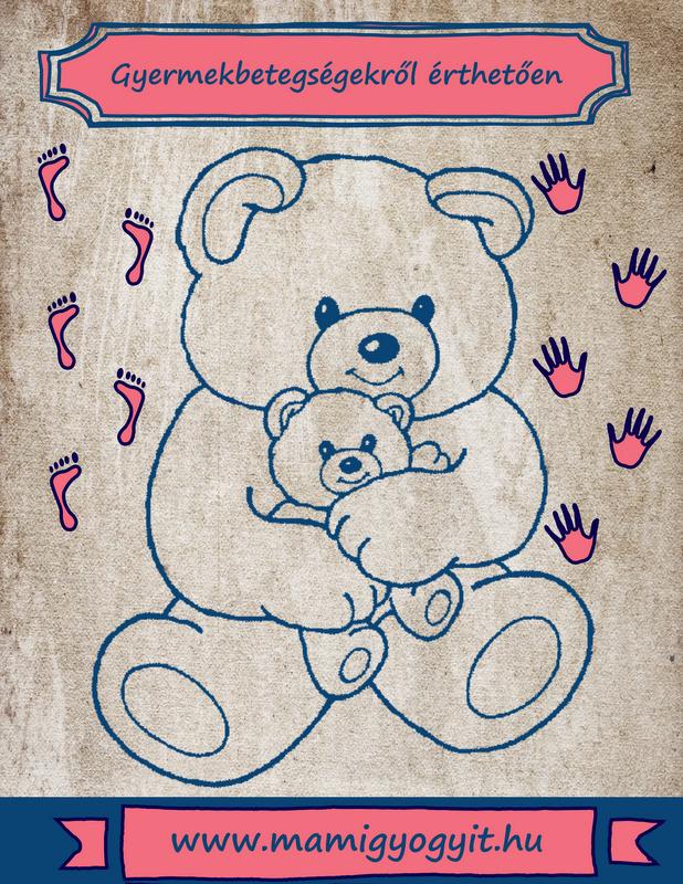 Mami Gyógyít weboldal poszter