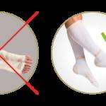 Fásli helyett válaszd a Lipothromb kompressziós zoknit!